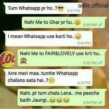 Hahahaha...