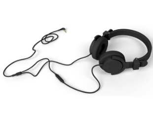 AIAIAI Capital Headphones with Mic (Midnight Black) $149