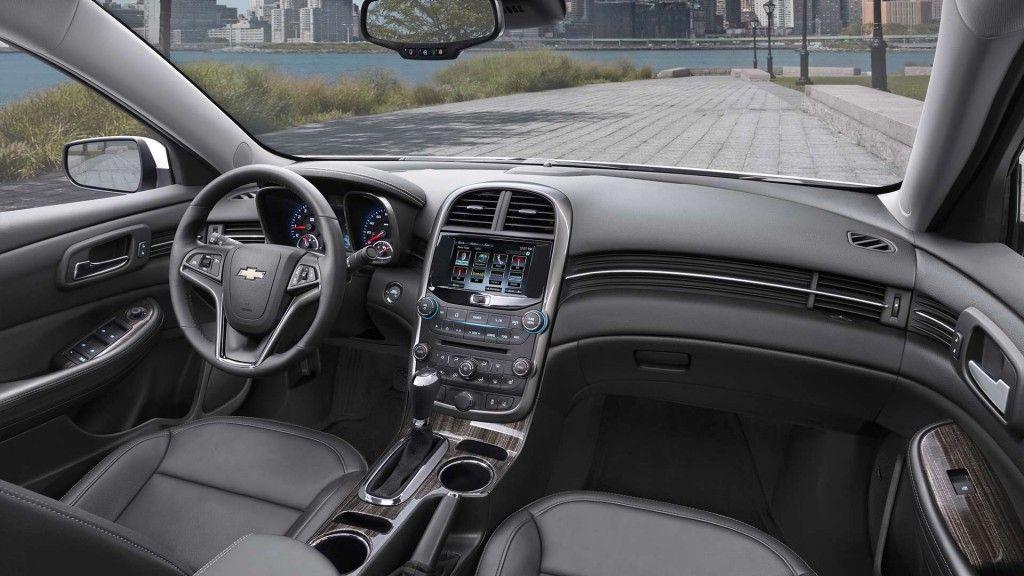 2015 Malibu LTZ Jet Black interior | 2015 Chevy ...