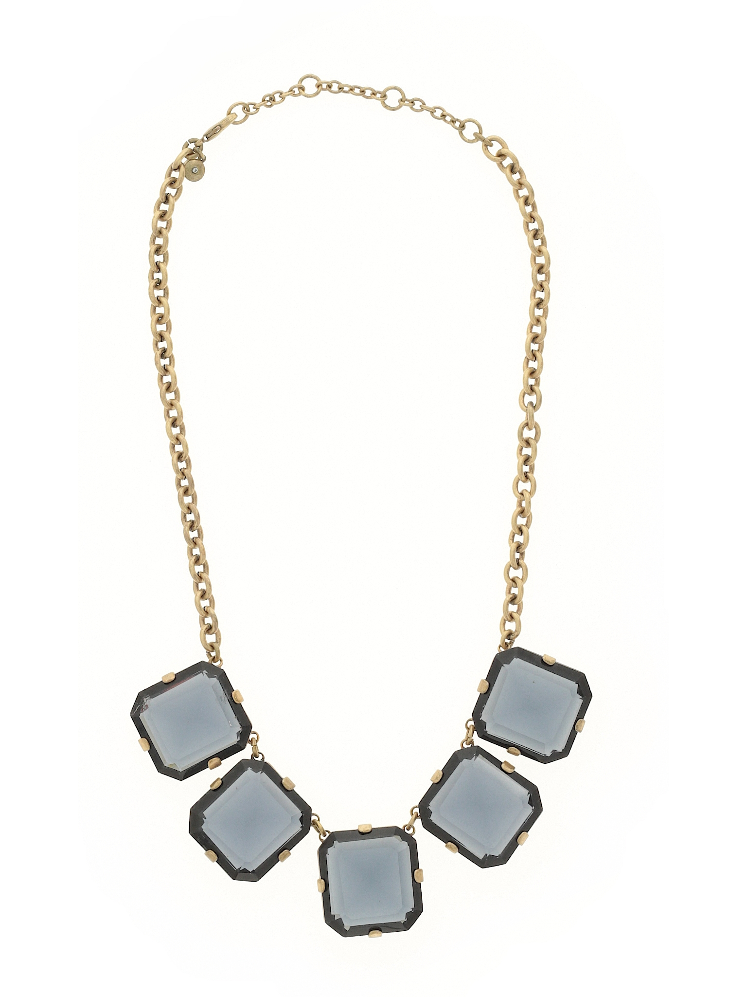 J crew necklace size gold womenus clothing