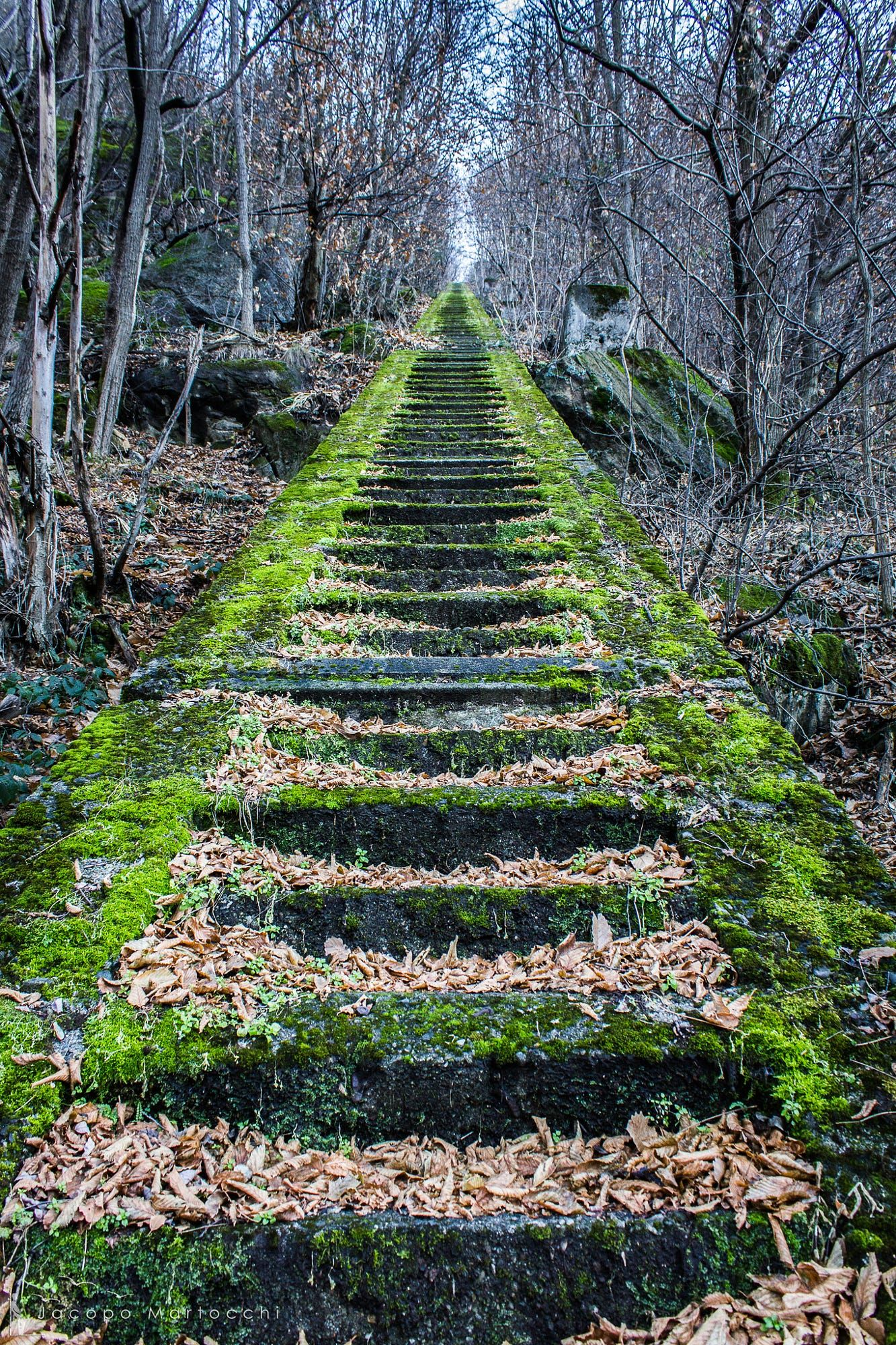 Stairway to Heaven by Jacopo Martocchi