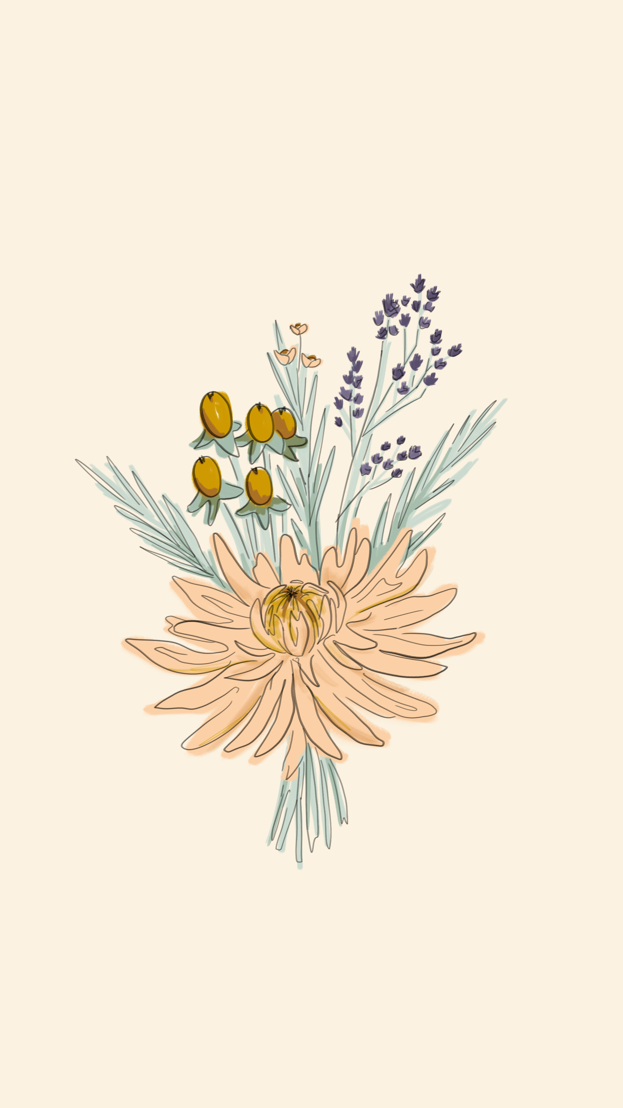 La Mia May Flowers Cute Patterns Wallpaper Cute Wallpapers For Ipad Art Wallpaper
