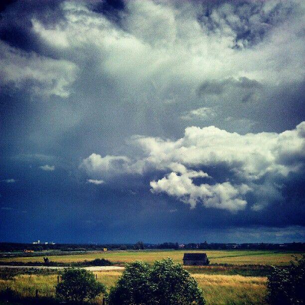 #rain Rain Rain, no Summer #clouds - @davidloony- #webstagram