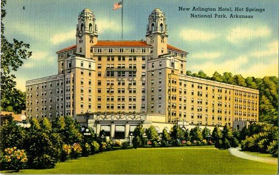 Hot Springs Arkansas Hotel Interiors Google Search