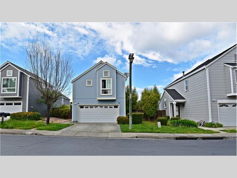 224 Ruby Lane, Vallejo, CA 94590 House design, Level