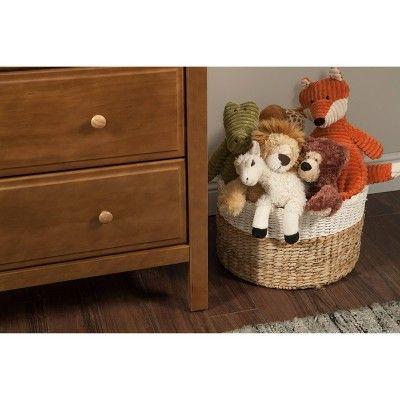 Davinci Autumn 4 Drawer Dresser Chestnut Brown Dresser