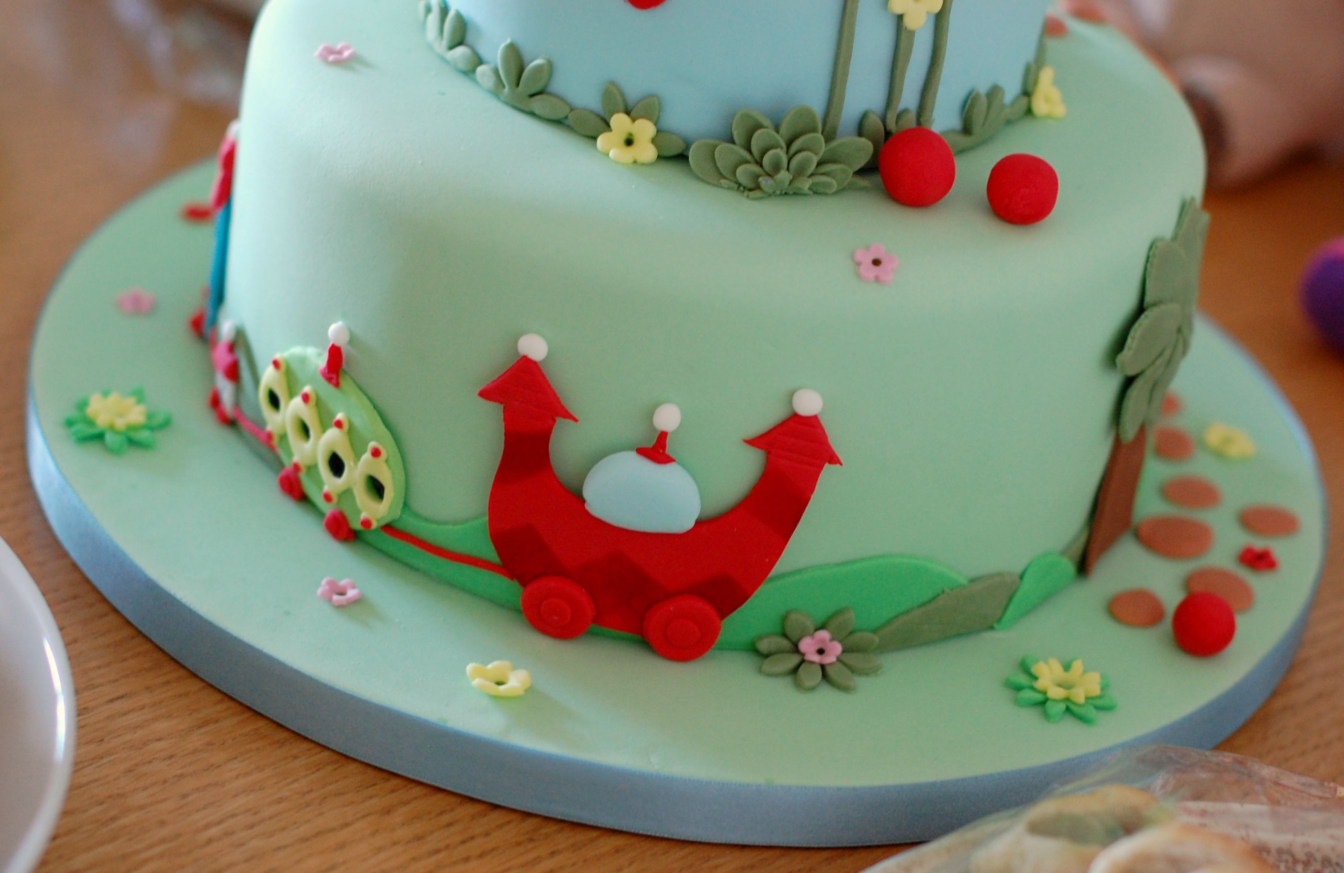 Ninky Nonk - In The Night Garden birthday cake. | September 26 ...
