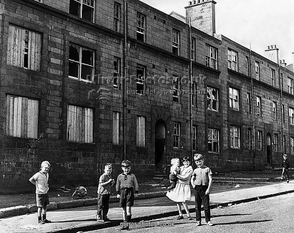 Blackhill Glasgow 1966 Glasgow Scotland Glasgow City