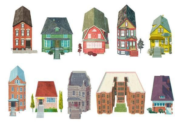 A Handy Guide To The Most Classic Types Of Chicago Houses Chicago Architecture Chicago House Chicago