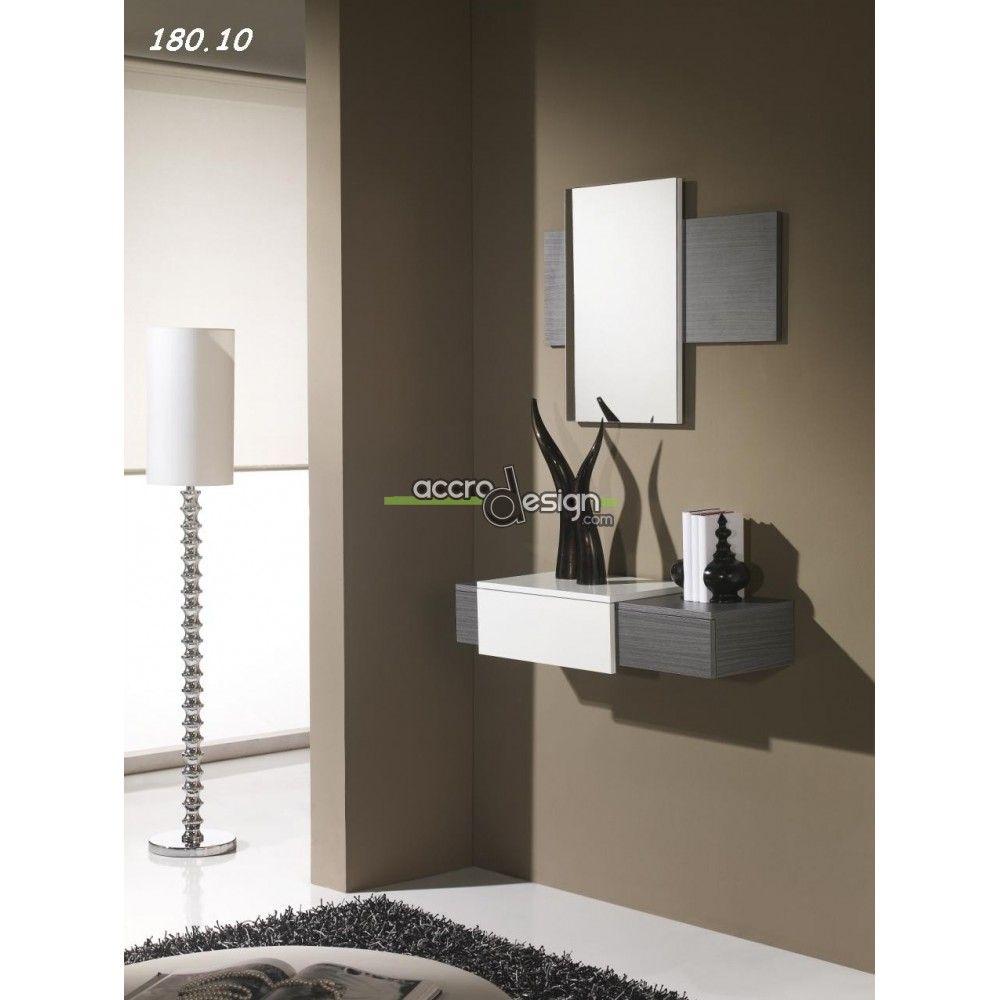 console avec miroir firaco 08 meuble d 39 entr e pinterest. Black Bedroom Furniture Sets. Home Design Ideas