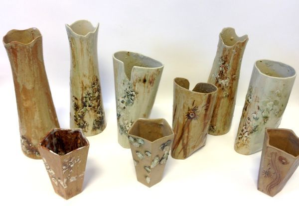 New Natural Vases Natural And Pottery