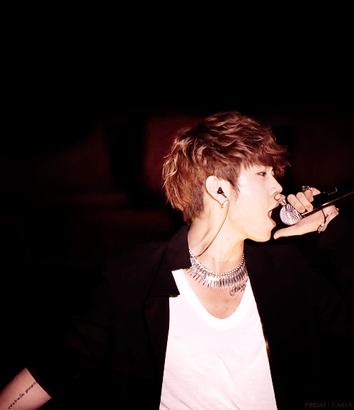 Junhyung via Tumblr