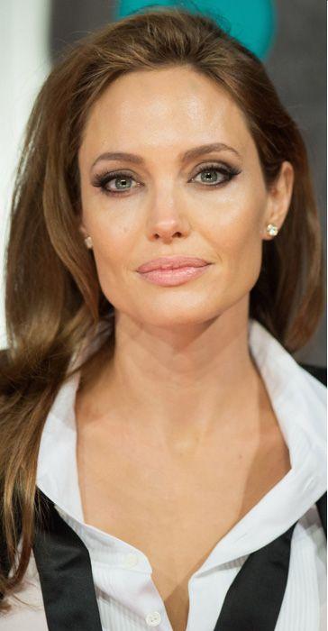 Angelina Jolie, make up, C'Factor inspired.