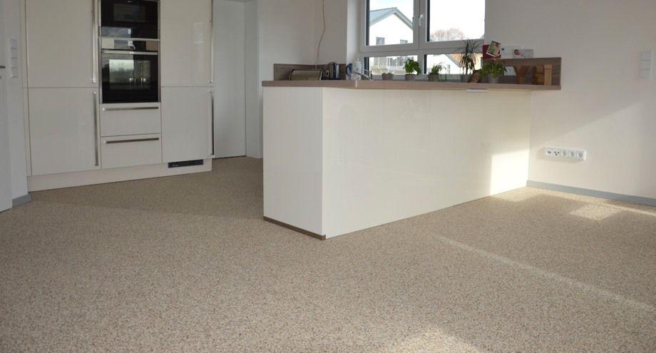 Steinteppich Steinteppich verlegen Natursteinteppich - küche ohne griffe