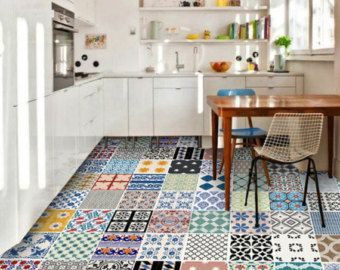 Tegel stickers tegels voor de keuken badkamer terug splash vloer