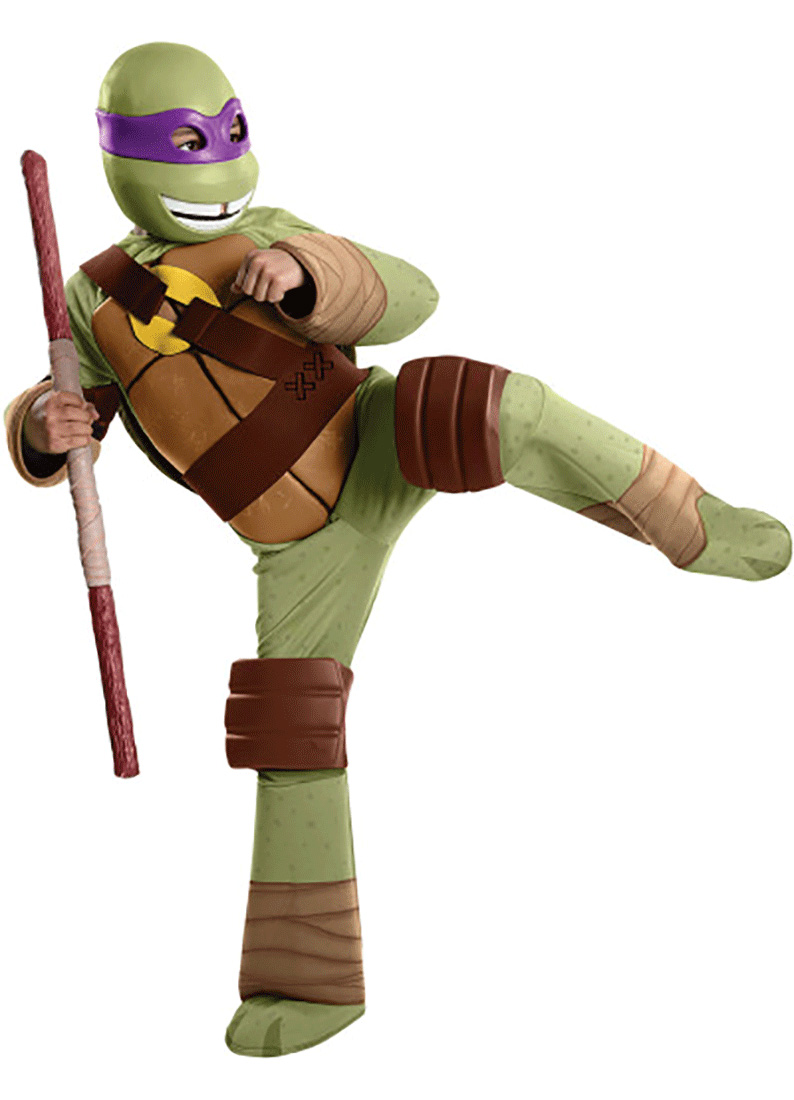 2020 Halloween Costumes Donatello TMNT Donatello Deluxe Child Halloween Costume   Walmart.in
