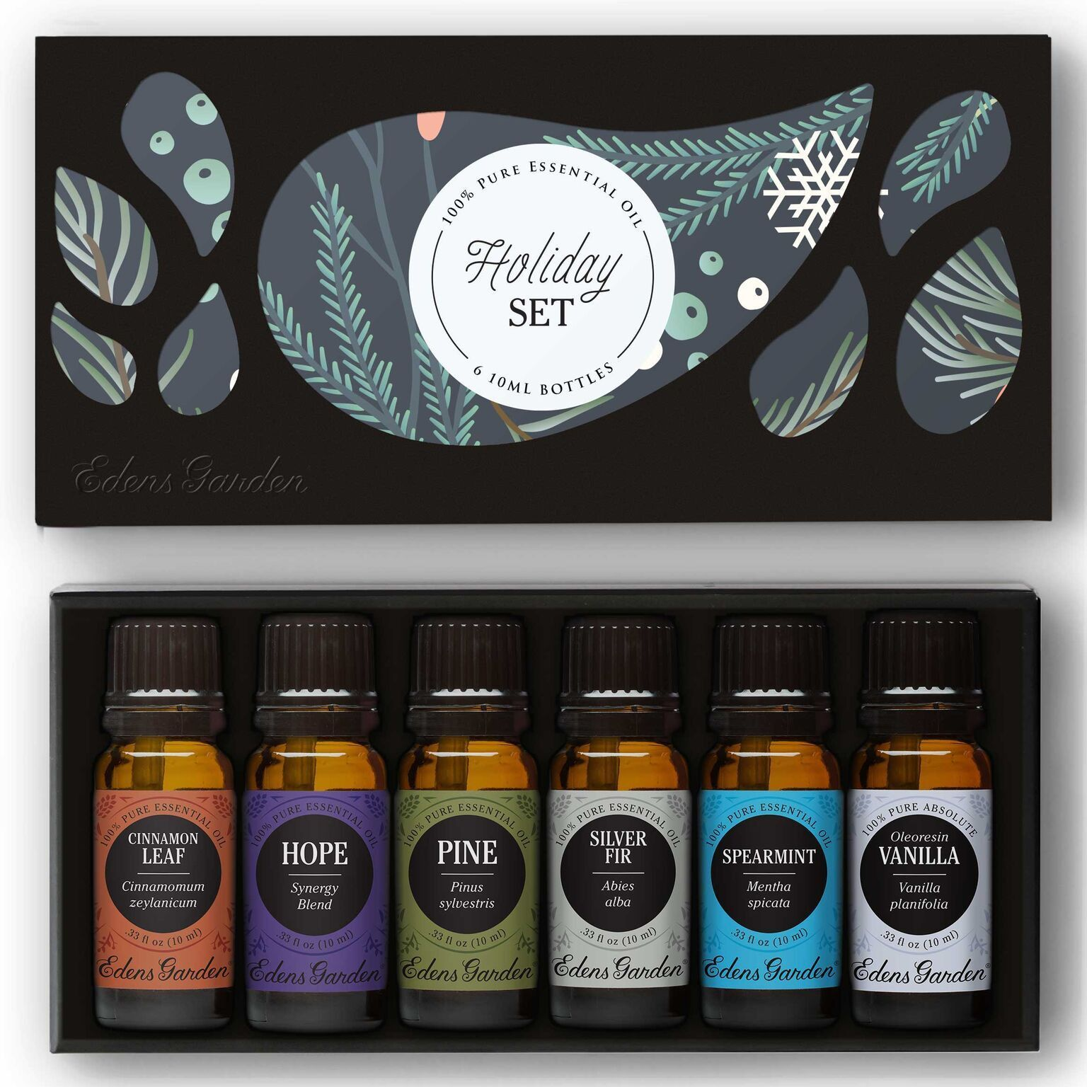 Holiday Set Essential oil gift set