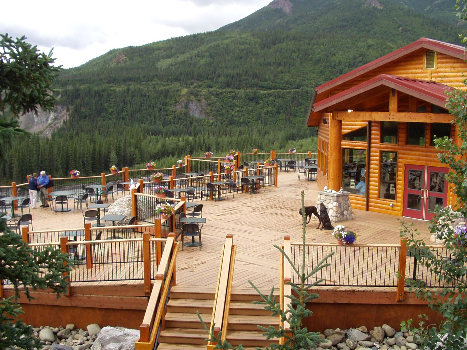 Denali National Park, AK Hotels, Denali Princess Wilderness Lodge, First  Class Hotel