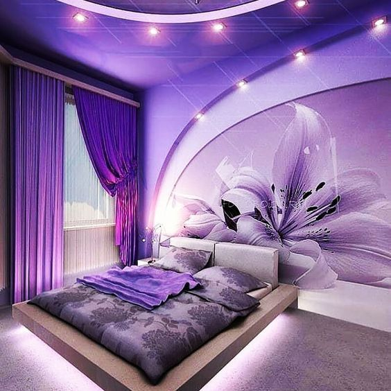 Relaxing Master Bedroom Ideas Romantic