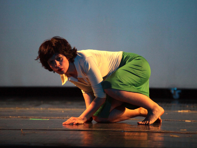 """Moments"" 2012 choreography: Evi Zoumba photo: Christos Glivas"