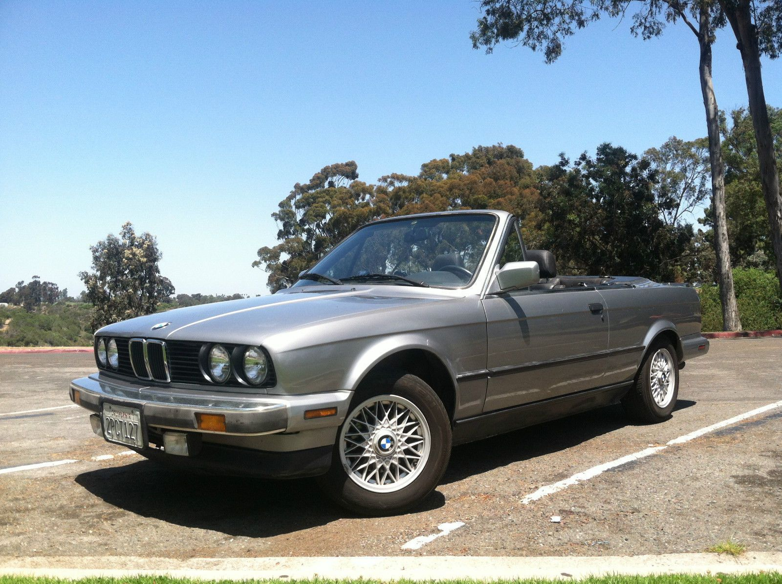 1987 BMW 325i E30 Convertible | Convertibles for sale | Pinterest ...