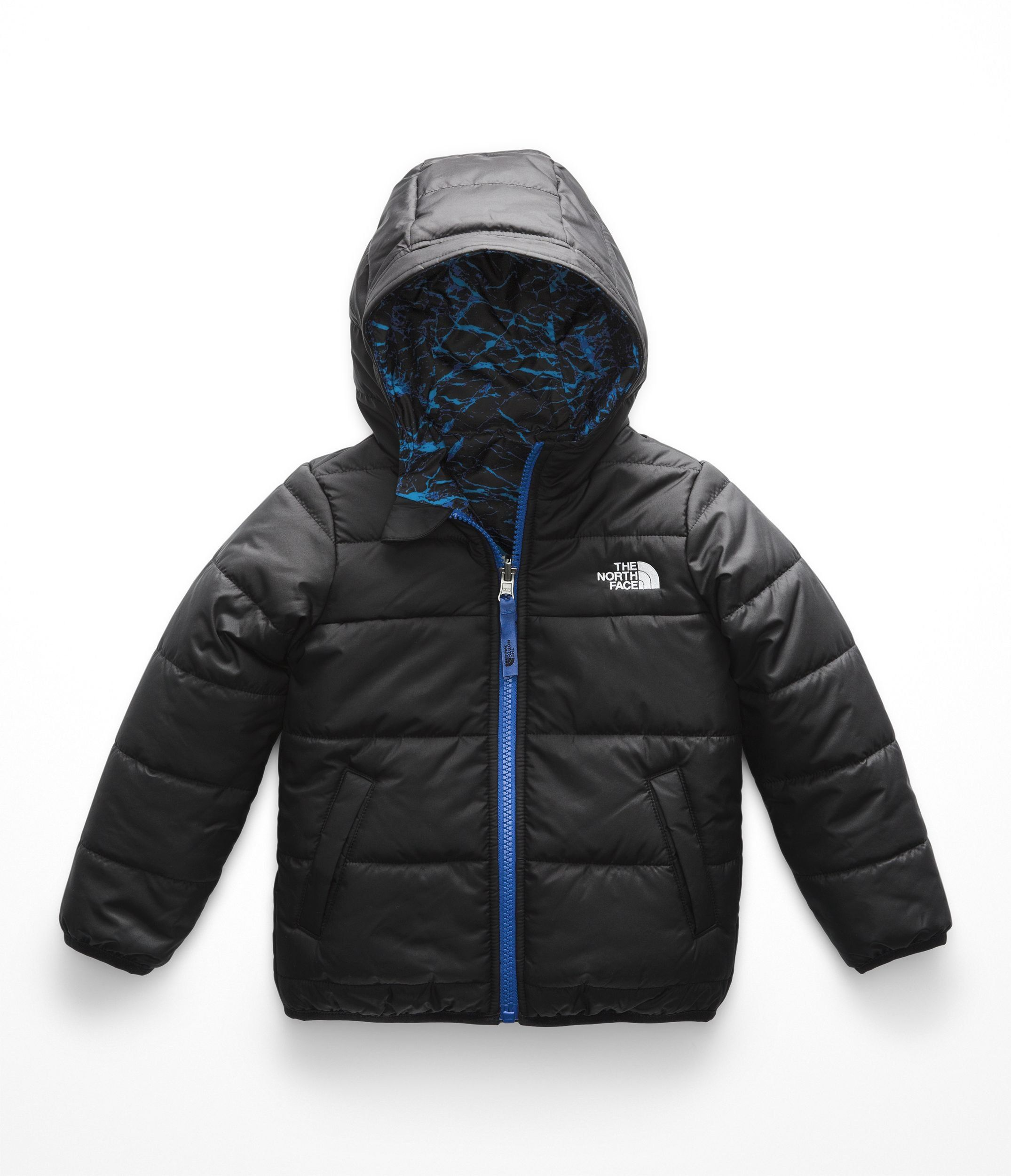 The North Face Toddler Boys Reversible Perrito Jacket Tnf Black 2t To Check Out Furth North Face Hooded Jacket Trendy Baby Girl Clothes Trendy Baby Clothes [ 2500 x 2150 Pixel ]
