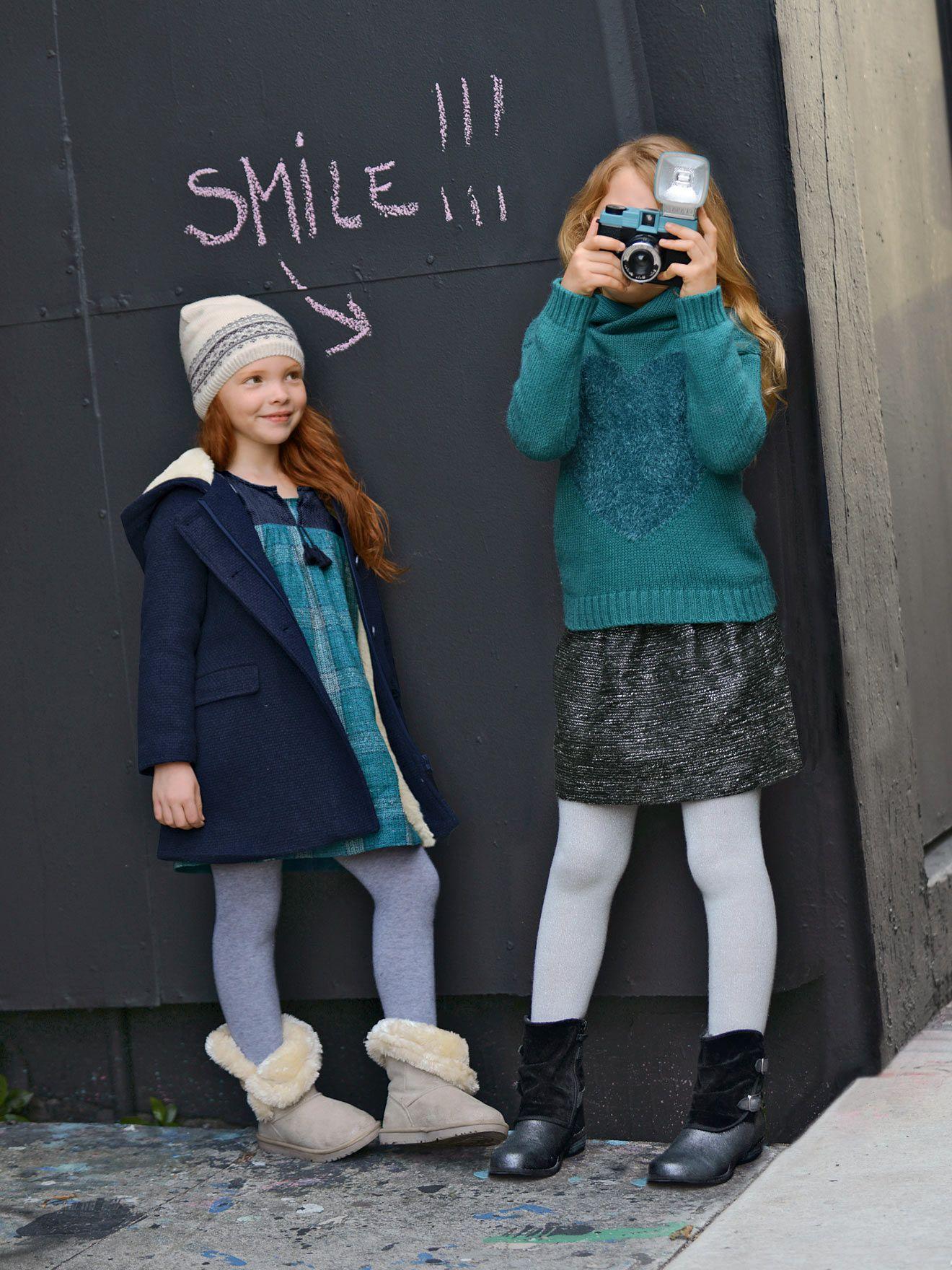 vertbaudet tweedrock f r m dchen in dunkelblau bedruckt fw 16 17 kids trends dunkelblau. Black Bedroom Furniture Sets. Home Design Ideas