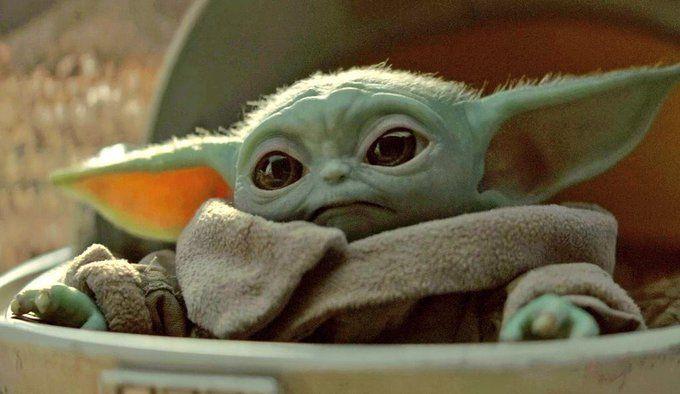 Pin By Emma Van Der Wilt On The Mandalorian Yoda Wallpaper Yoda Meme Star Wars Yoda