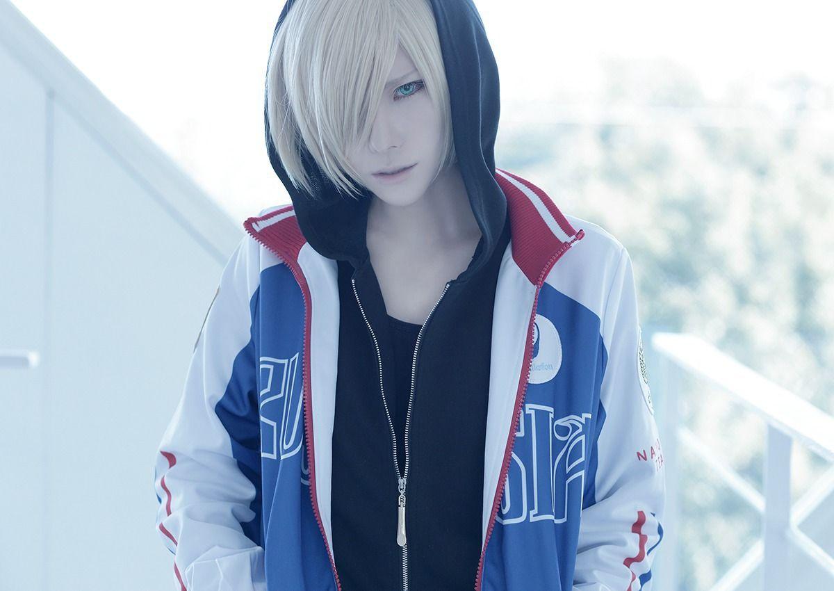 Opinion, error. yuri on ice yurio cosplay are