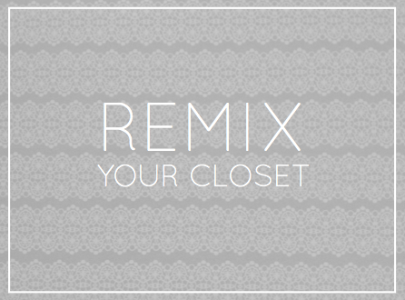 Making the most of key pieces in your closet