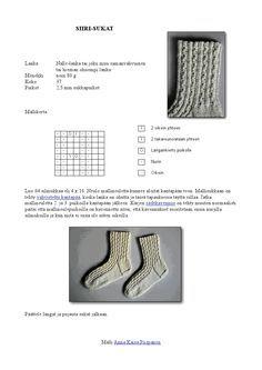 Siiri-sukat naisen villasukat pitsisukat nalle