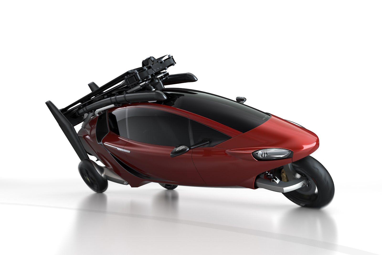 Den flyvende bil er (næsten) en realitet - Biler | www.bt.dk