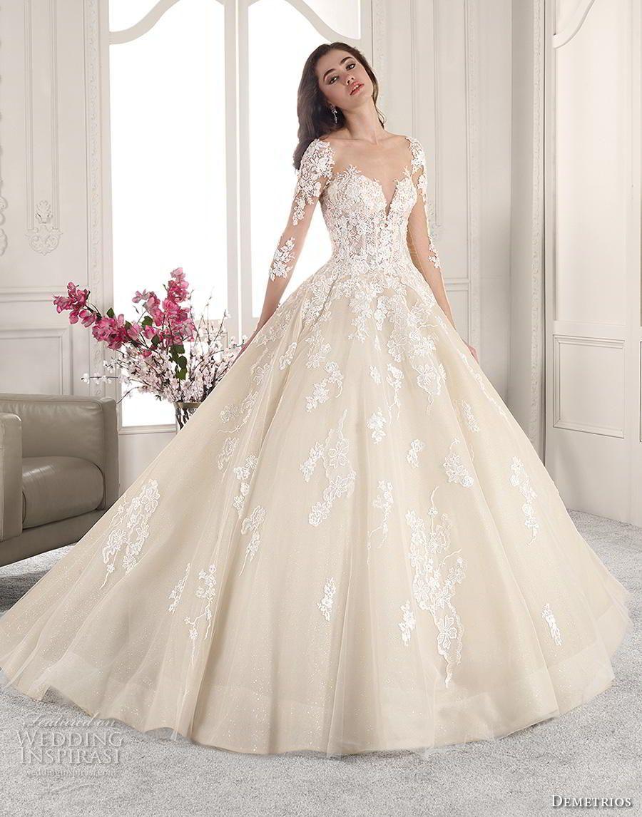 Demetrios 2019 Wedding Dresses Starlight Bridal Collection Wedding Inspirasi Red Wedding Dresses Demetrios Wedding Dress Bridal Dresses [ 1146 x 900 Pixel ]