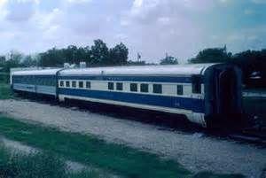 Missouri Pacific Passenger Cars Bing Images Vintage Train