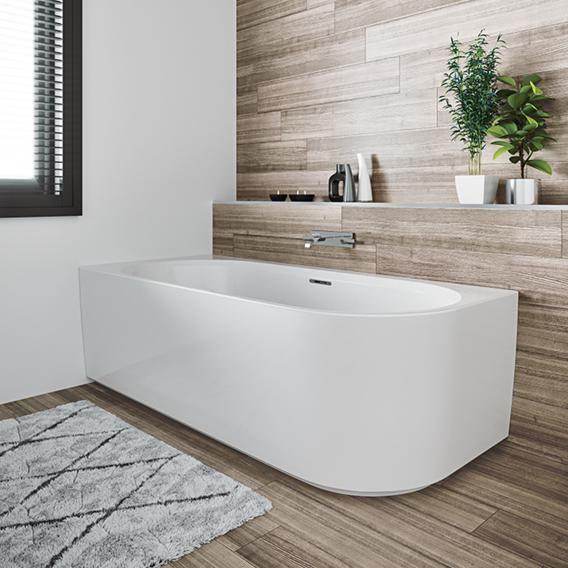 Riho Desire Corner Eck-Badewanne mit Verkleidung ohne Füllfunktion - BD05005