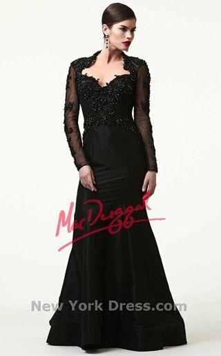 NewYorkDress Blog // MatchMaker: The SAG Awards 2015 // Click through for more! // Dress: Mac Duggal 78895R