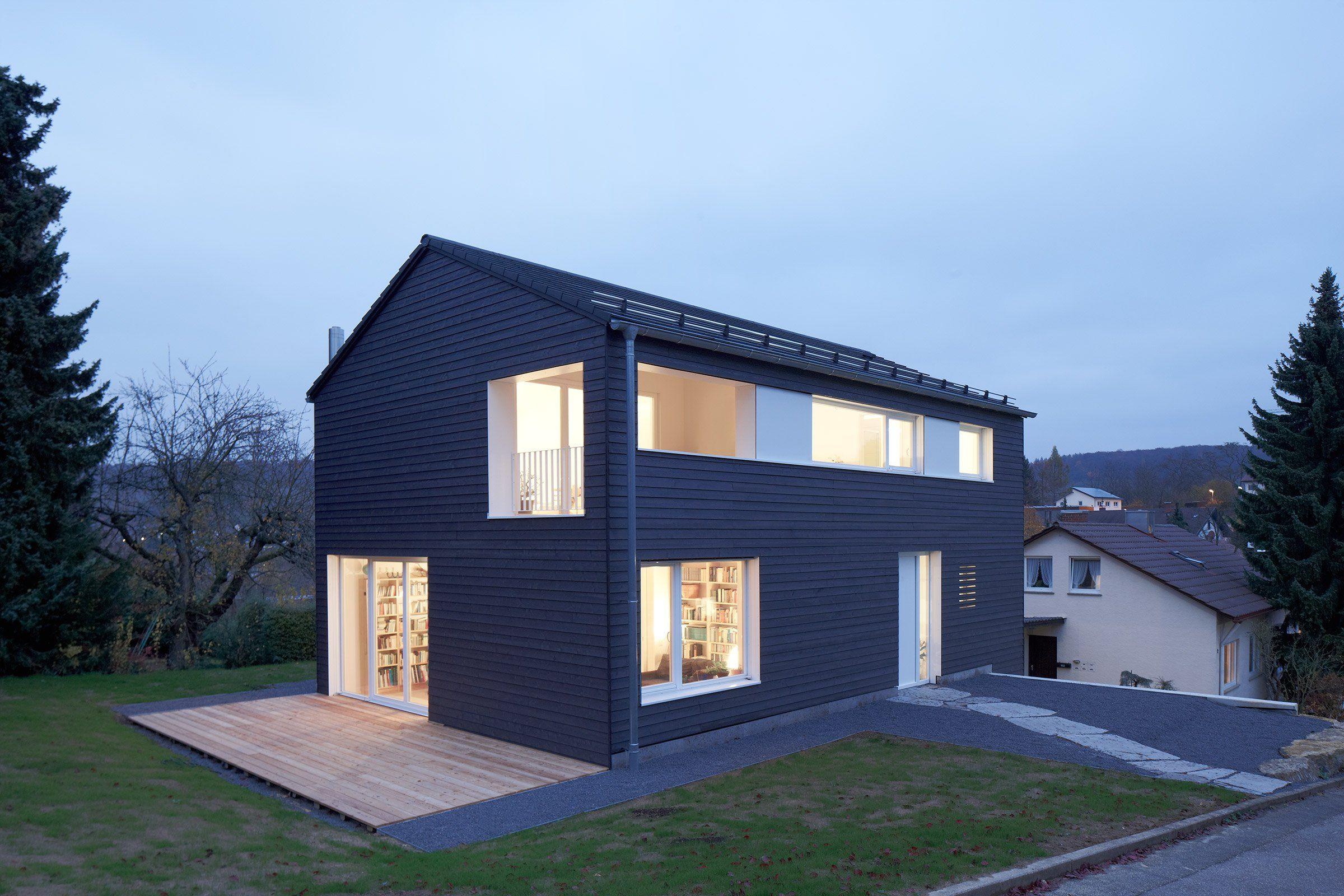 Architekten Heilbronn holzwohnhaus heilbronn mattes riglewski architekten architektura