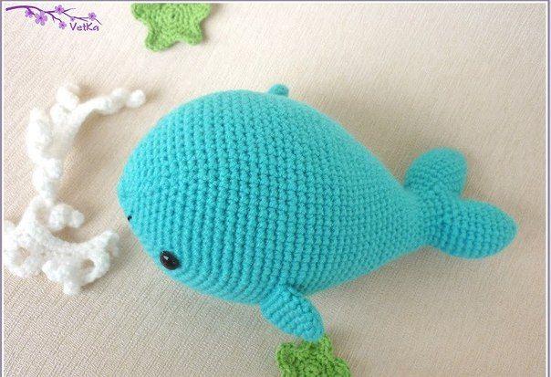 Китенок. Игрушки вязанные крючком | ~ yarn works ~ | Pinterest