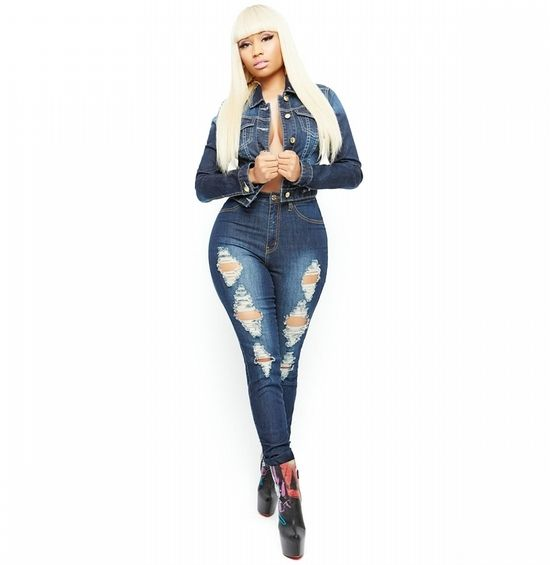 Nicki Minaj Clothing Line Queen Clothes