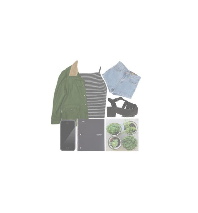 """""""588"""" by hipsterliyah ❤ liked on Polyvore featuring Topshop, Y.R.U., Chicnova Fashion and Squair"""