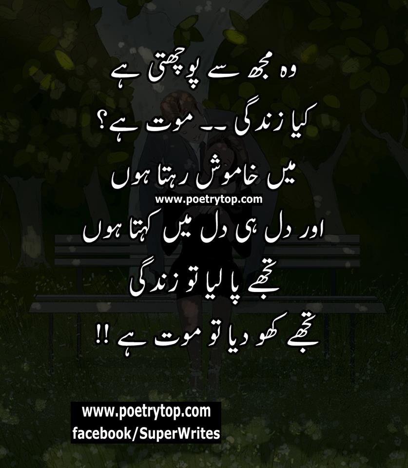 Love Quotes Urdu Wallpapers   Love quotes in urdu, Love ...