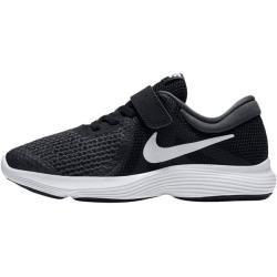 Photo of Nike Jungen Laufschuhe Revolution 4, Größe 27 ½ in Schwarz/Weiß, Größe 27 ½ in Schwarz/Weiß Nike