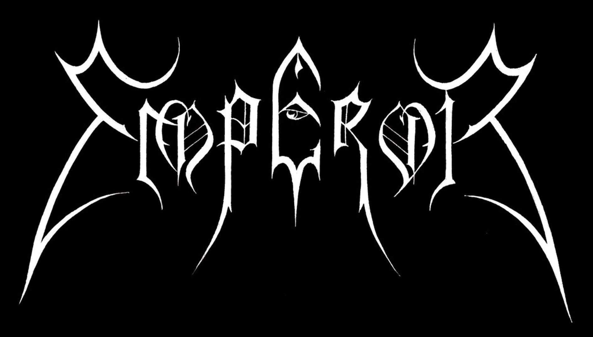 Patch Nargaroth logo Black Metal Band.