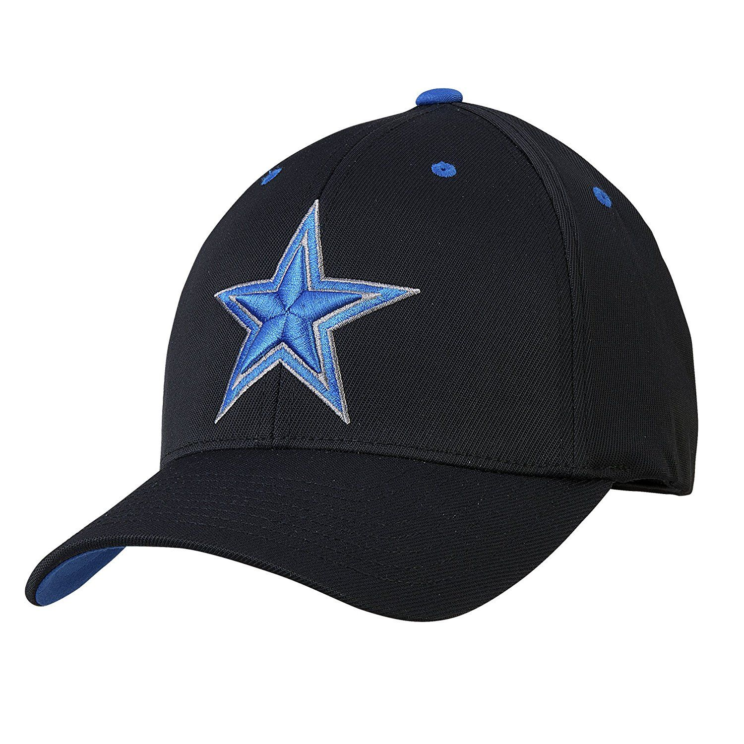 free shipping 4e60f 8bdc5 Dallas Cowboys Mens Electric Aura Star Flex Fit Cap, Price   19.99 http
