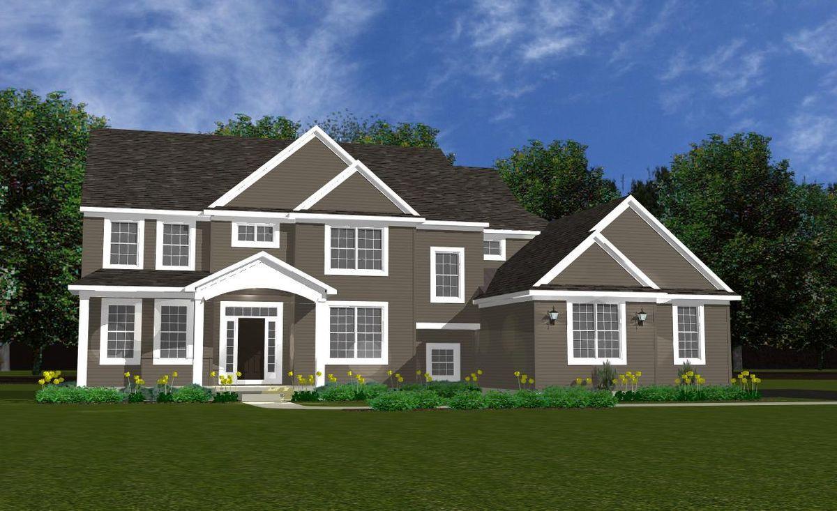 The Lexington House Styles Lexington Floor Plans
