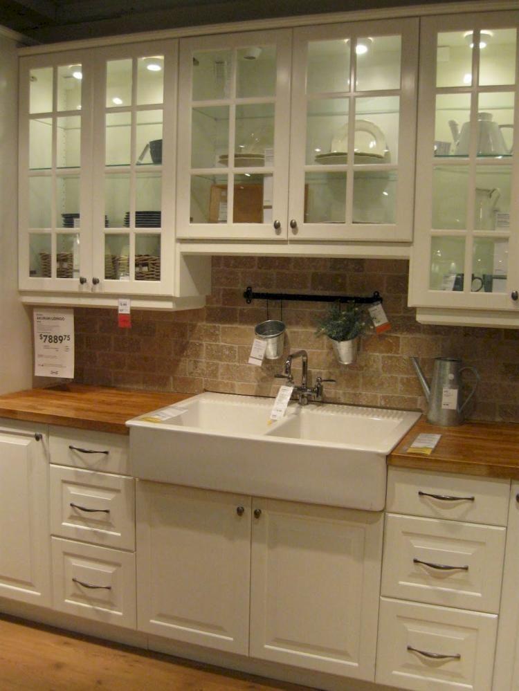 Photo of 66+ Cool Rustic Kitchen Sink Farmhouse Style Decor Ideas
