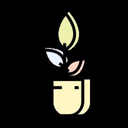 Plant Icons 215 Free Premium Icons On Iconfinder Plant Icon Flower Icons Plant Doodle
