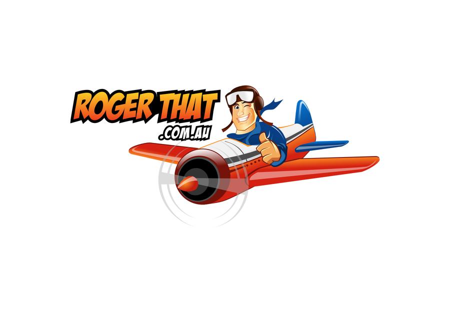 Help RogerThat.com.au with a new logo by Avriel