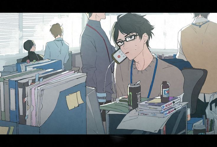 Protagonistas (Akaashi Keiji x lectora) One-Shot
