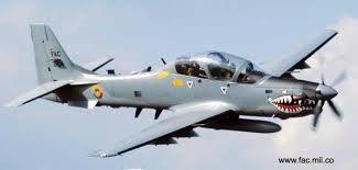 Super Tucano Dela Fac Fuerza Aerea Aviones De Combate Aviones Militares